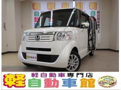 N BOX+G・Lパッケージ 福祉車輌 スローパー パワスラドア 4WD