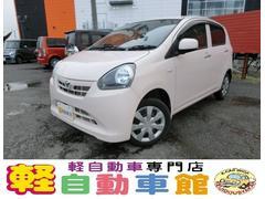 ミライースXf ABS CVT エコアイドル 4WD