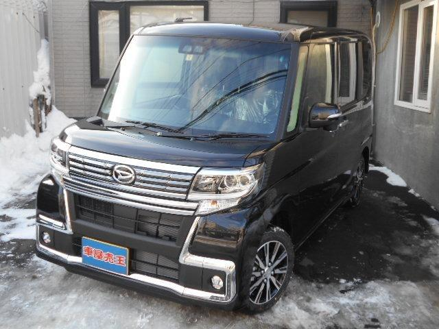 ダイハツ カスタムX トップエディションSAIII 4WD 新車