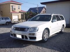 ステージア25t RS FOUR V 4WD