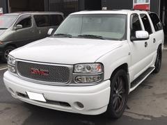 GMC ユーコンデナリ XL・4WD・1ナンバー・24インチAW・ダウンサス