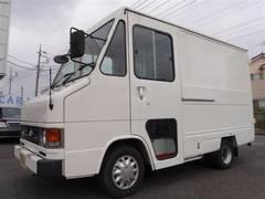 クイックデリバリー 移動販売車ベース(トヨタ)
