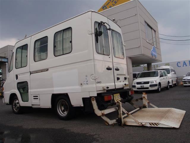 トヨタ DX リヤゲート付 4WD
