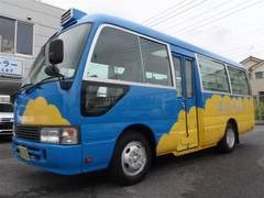 コースタービックバン 移動図書館仕様(トヨタ)