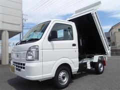NT100クリッパートラックダンプ 4WD 未使用車