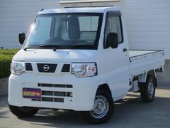 NT100クリッパートラックDX 純正ラジオ付き 4WD ハイロー切替え付き 荷台ランプ