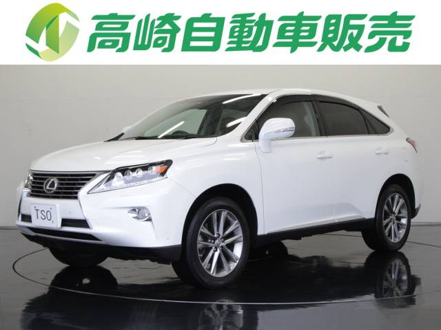 lexus rx rx270 version l 2013 pearl m 43 000 km details japanese used cars goo net. Black Bedroom Furniture Sets. Home Design Ideas