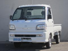 ハイゼットトラック3方開 4WD5速MT