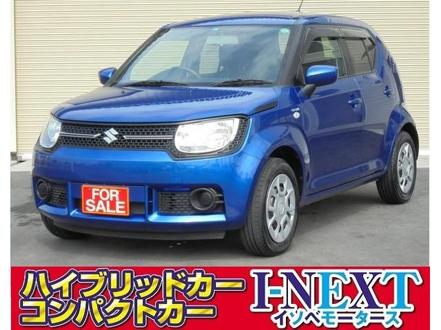 suzuki ignis hybrid mg 2016 blue m 7 000 km details japanese used cars goo net exchange. Black Bedroom Furniture Sets. Home Design Ideas