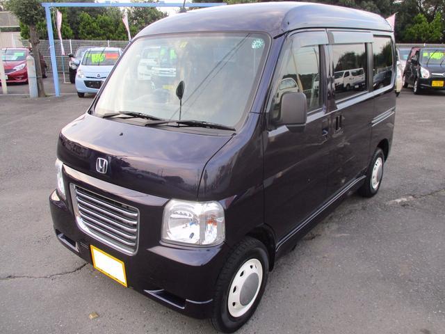 ホンダ M・5速マニュアル・4WD