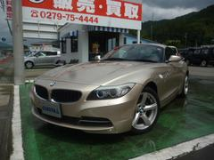 BMW Z4 sDrive23i 1オーナー ナビ