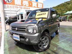 ジムニーランドベンチャー 4WD ターボ 1オーナー HDDナビTV