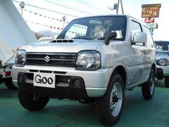 ジムニーXG 4WD ターボ キーレス 4速オートマ 届出済未使用車