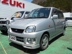プレオLS 4WD マイルドチャージ CD・MD 純正アルミ