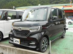 N BOXカスタムG・EXホンダセンシング 4WD クルコン 届出済未使用車
