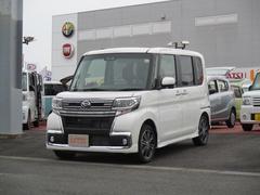 タントカスタムRS トップエディションSAIII ターボ車