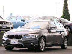 BMW118i プラス ベーシックPKG LEDヘッド 新車保証