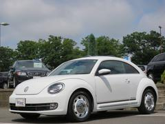 VW ザ・ビートルスペシャル・バグ 限定車 新車保証付 ワンオーナー 禁煙車