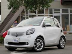 スマートフォーツークーペパッション 新車保証 1オーナー 禁煙車 純正ナビ