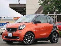 スマートフォーツークーペエディション1 1オーナ− 禁煙車 新車保証 220台限定色