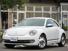 VW ザ・ビートルスペシャル・バグ 禁煙1オーナ 限定車 TVナビ Pスタート