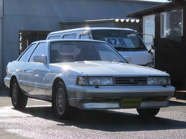 1985 TOYOTA SOARER 3.0GT-LIMITED - Gunma, Japan