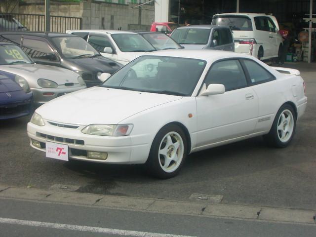 トヨタ BZ-G 5速マニュアル