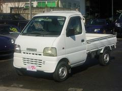 キャリイトラックKC 4WD 5速マニュアル