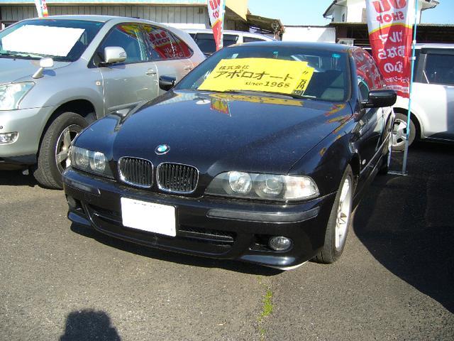 BMW 5シリーズ 525i Mスポーツ ディーラー車 右ハンドル...