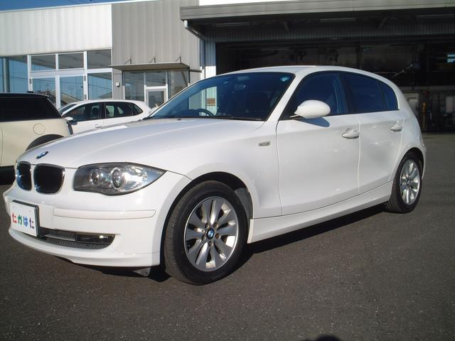 BMW 1シリーズ 116iA HID ETC付き (検30.6)
