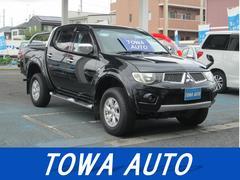 トライトンベースグレード ETC ナビ 4WD