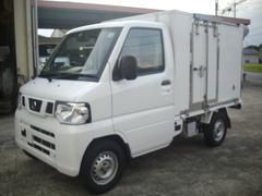 NT100クリッパートラック冷凍冷蔵車 マイナス25度