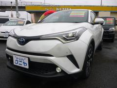 C−HRGハイブリッド トヨタセーフティセンスP付