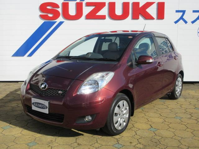 Photo of TOYOTA VITZ I LL / used TOYOTA