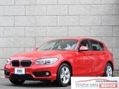 BMW118i スポーツ 登録済未使用車 メーカー保証付き