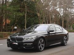 BMW740iMスポーツ リアコンフォート OP20AW SR