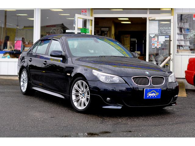 BMW 5シリーズ 525i Mスポーツパッケージ (検29.7)