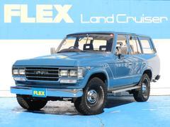 ランドクルーザー60VX ディーゼルターボ ロールーフ換装 BFGタイヤ