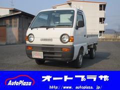 キャリイトラックKU  4WD ユ−ザ−買取車