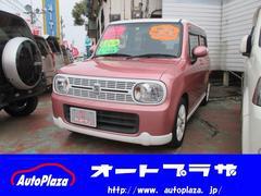 アルトラパンX 社外HDDナビ ETC ユ−ザ−買取車