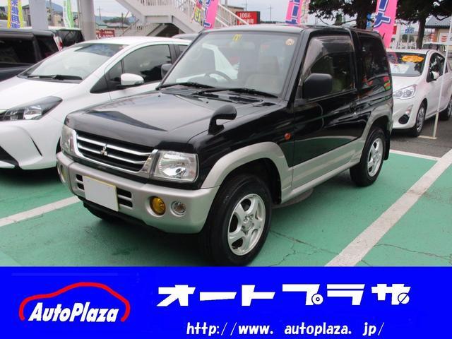 三菱 パジェロミニ XR 4WD キーレス CDデッキ (車検整備付)