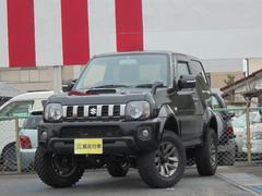 ジムニーシエラランドベンチャー ワンオーナー 4WD リフトアップ