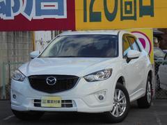 CX−5XD 4WD ホワイトモール仕様 フルセグメモリナビ HID