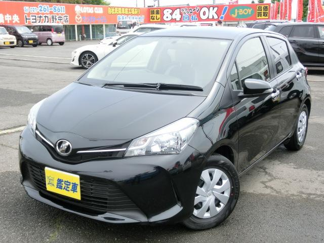 Photo of TOYOTA VITZ 1.3F SMART STYLE / used TOYOTA