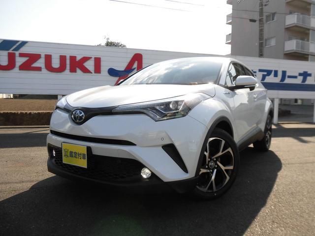 C−HR(トヨタ) G 中古車画像