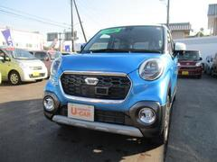 キャストアクティバG ターボ SAII 4WD
