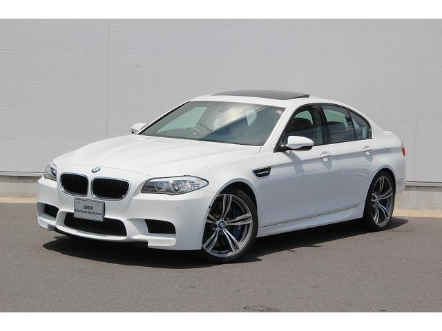 BMW M5 M5 ワンオーナー 認定中古車 2年保証 (車検整備付)