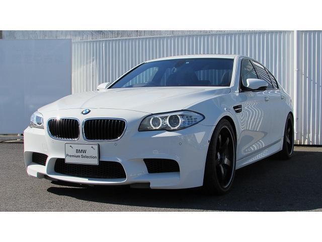 BMW M5 M5 アドバンレーシング20インチ (検29.4)