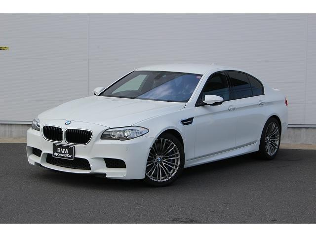 BMW M5 M5 認定中古車 純正ナビ ETC ソフトクローズド...