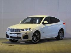 BMW X4xDrive 28i Mスポーツ 認定中古車 純正ナビ